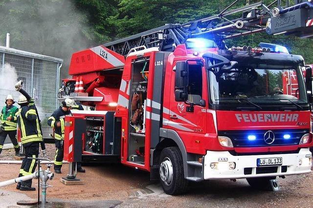 Feuerwehrmann wirft OB Jörg Lutz Dienstvergehen vor
