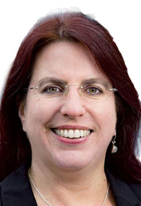 Monika SteinGrüne Alternative    Foto: Wählervereinigung Junges Freibu