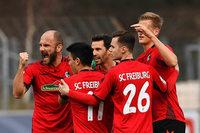 SC Freiburg II besiegt Hessen Kassel mit 3:0