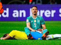 Fotos: Deutschlands Serie reißt gegen Brasilien