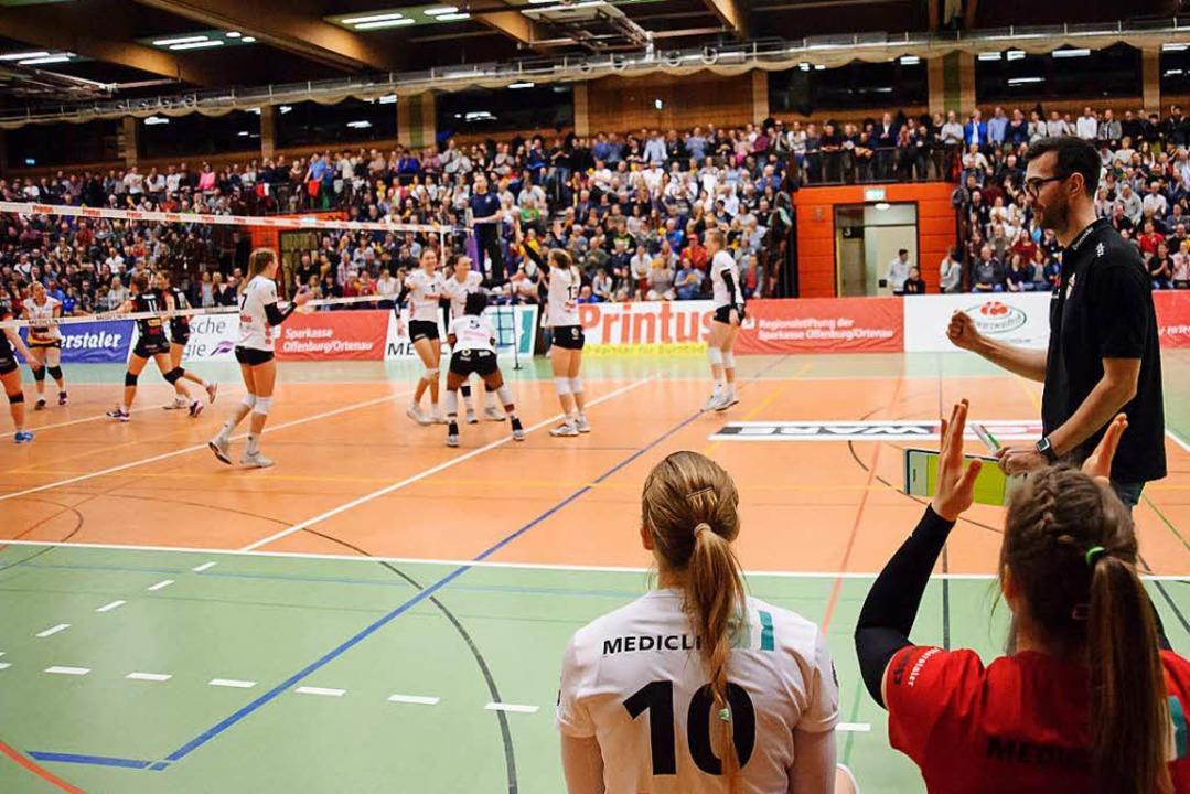 Trainer Florian Völker muss sich noch gedulden.  | Foto: Sebastian Koehli