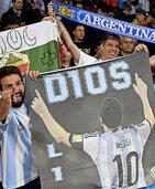 """""""Ohne Messi gibt es keine Hoffnung"""""""