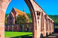 Klostergeschichte im Schwarzwald