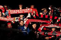 Fans aus Freiburg und Mainz protestieren gegen Montagsspiel