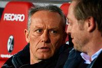 Video: Streich duelliert sich vor Schalke-Spiel mit Reporter