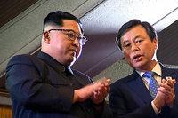 Im Konzert mit Kim Jong Un – während im Süden Soldaten trainieren