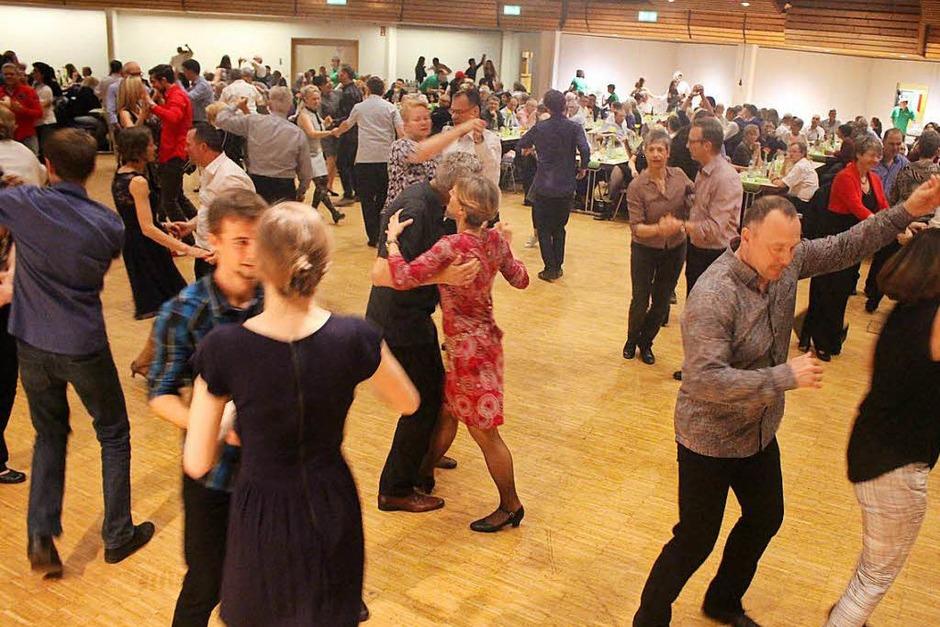 Eindrücke von der Schopfheimer Tanznacht. (Foto: Anja Bertsch)