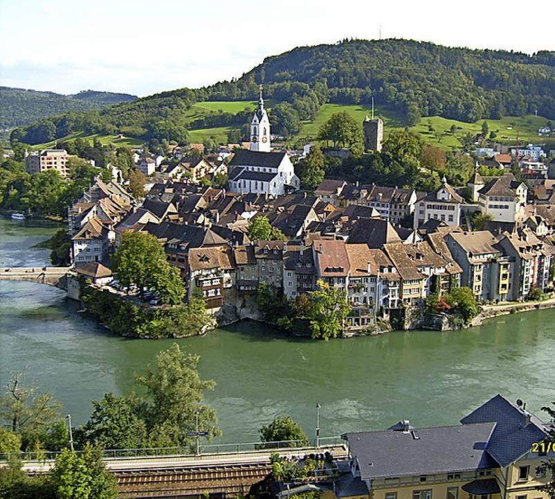 Rund um Laufenburg gibt  es einiges zu entdecken.   | Foto: Schwarzwaldverein e. V.