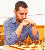 Ioannis Georgiadis ist einer von zwei Internationalen Meistern beim SC Brombach