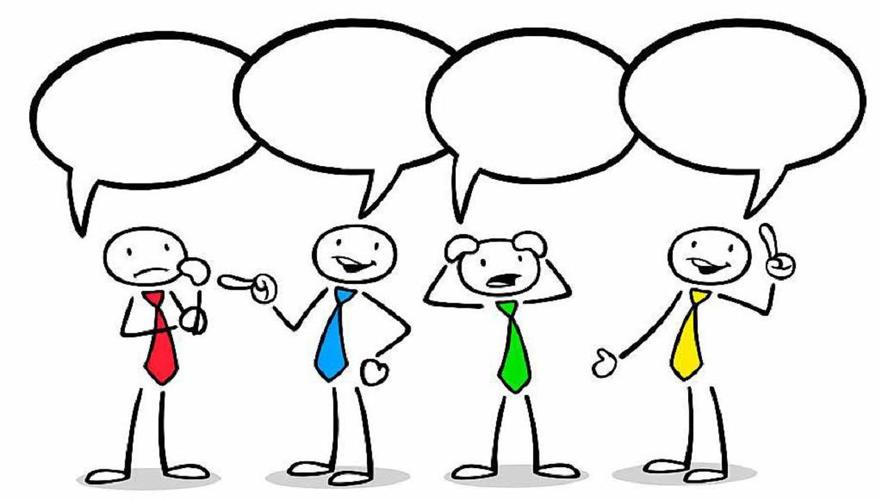An Online-Diskussionen scheiden sich o...net-Diskussionen besser werden können.  | Foto: Robert Kneschke (Fotolia)