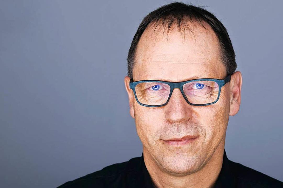 Gastgeber an diesem Abend sind Thomas ...Chefredakteur der Badischen Zeitung...  | Foto: Miroslav Dakov