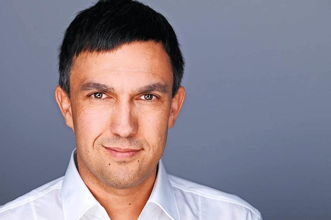 … und Markus Hofmann, Leiter Digitale Inhalte bei der BZ.  | Foto: Miroslav Dakov