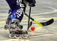 Heimspiele für Inlineskaterhockey-Teams