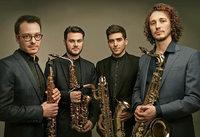 Saxophonensemble Fukio gastiert am Sonntag, 15. April, im Schloss Beuggen