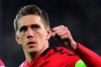 Petersen darf spielen: Frohe Kunde für den Sportclub Freiburg