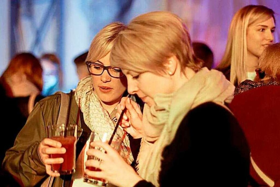 Impressionen von der ersten Wine Night in Glottertal (Foto: Bernhard Würzburger)