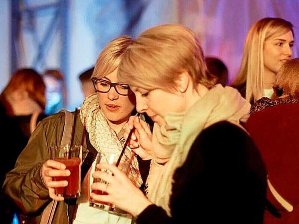 Impressionen von der ersten Wine Night in Glottertal