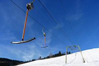 Im Landkreis Lörrach gab es einen ordentlichen Skiwinter