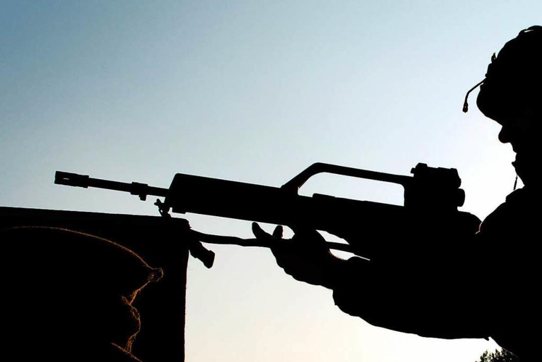 Sturmgewehr G36 von Heckler & Koch   | Foto: dpa