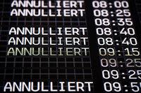 Warnstreiks in ganz Deutschland behindern Luft- und Nahverkehr