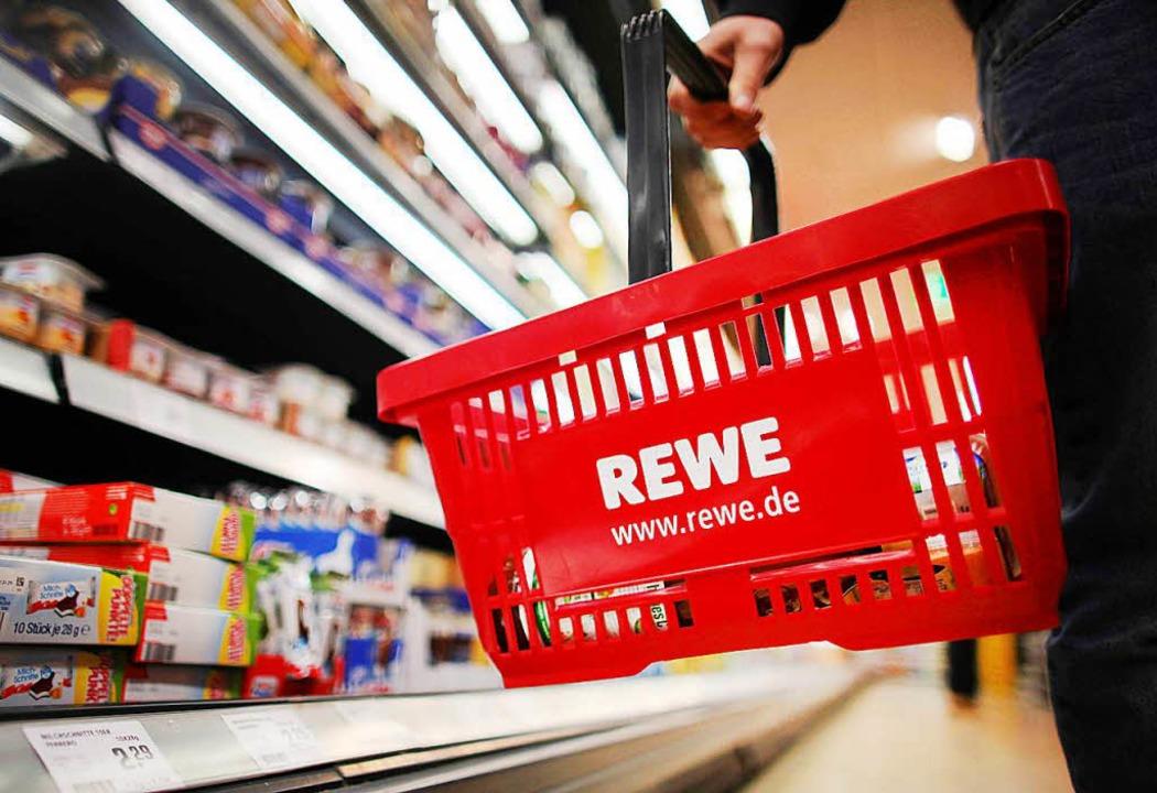 Rewe steigert Umsatz - auch Übernahmen helfen