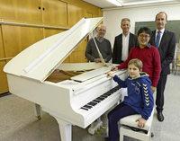 Die Freunde und Förderer der Musikschule Freiburg wollen möglichst vielen Interessierten Musikunterricht ermöglichen