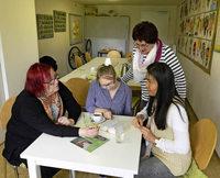 """In Weingarten erleichtern nurn """"Sprachtandems"""" das Sprachenlernen"""