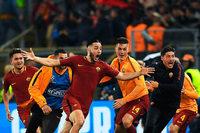 Fotos: FC Barcelona scheitert an AS Rom in der Champions League