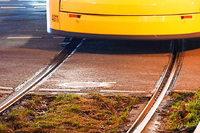 Straßenbahn in Mainz entgleist - 25 Verletzte