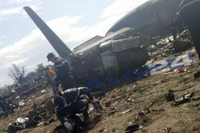 Militärflugzeug mit vielen Soldaten in Algerien abgestürzt