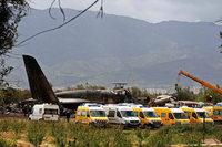 Mindestens 257 Tote bei Flugzeugabsturz in Algerien