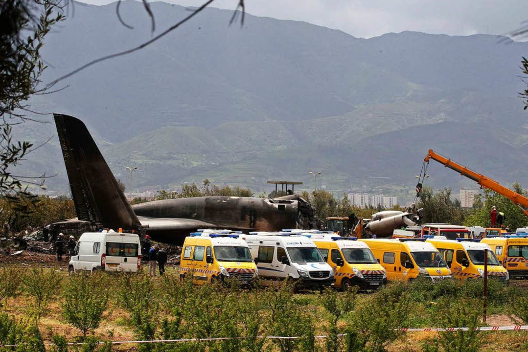 Zahl der Toten in Algerien steigt auf 257