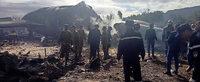 Flugzeugunglück in Algerien