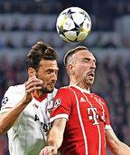 FC Bayern ist im Halbfinale
