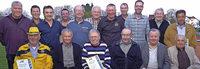 25 Jahre Einsatz für den Fußballsport in Wyhl
