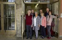 Abiturienten der Wirtschaftsoberschule trafen sich nach 60 Jahren wieder