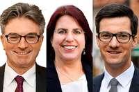 Die BZ lädt zum Kandidatentalk mit Salomon, Stein und Horn in die Wodanhalle