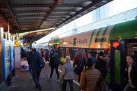 Bundespolizei nimmt rabiaten 23-Jährigen in der Breisgau-S-Bahn fest