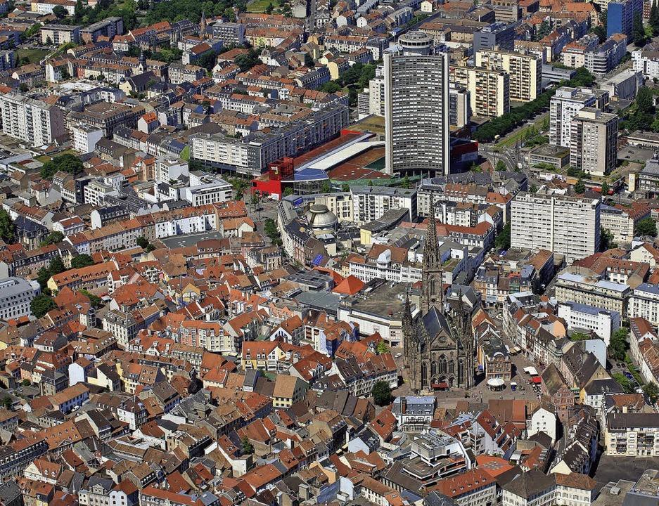 Mulhouse ist zum zweiten Mal gastgebende Stadt.   | Foto: Erich Meyer