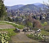 Neue Sichtachsen ermöglichen neue Ausblicke vom Lorettoberg