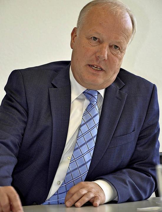 Peter WeißCDUBundestagsabgeordneter  | Foto: Otto Schnekenburger