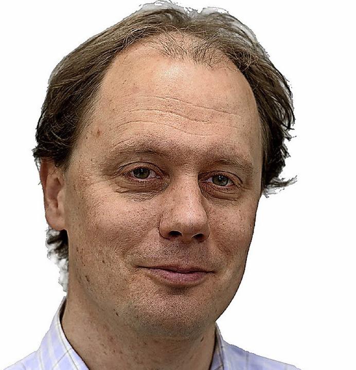 Manfred Kröber    Foto:  privat