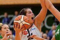 Die Frauen des USC Freiburg verlieren das erste Finalspiel um den Aufstieg in die erste Bundesliga
