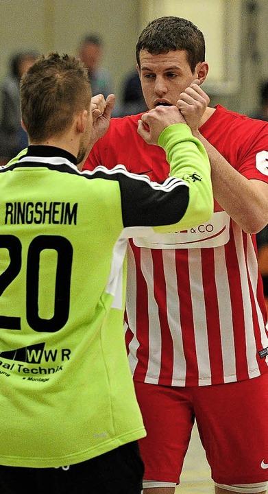 <BZ-FotoAnlauf>TuS Ringsheim:</BZ-Foto...t ihrem Team souverän in der Fremde.    | Foto: büro schaller