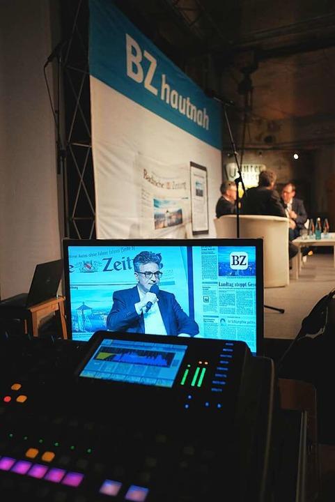Alle Gesprächsrunden wurde live im Int...det und mehr als 15000-mal aufgerufen.  | Foto: Miroslav Dakov