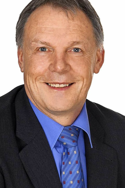 Johann Albrecht: 39,8 Prozent im ersten Wahlgang  | Foto: zvg
