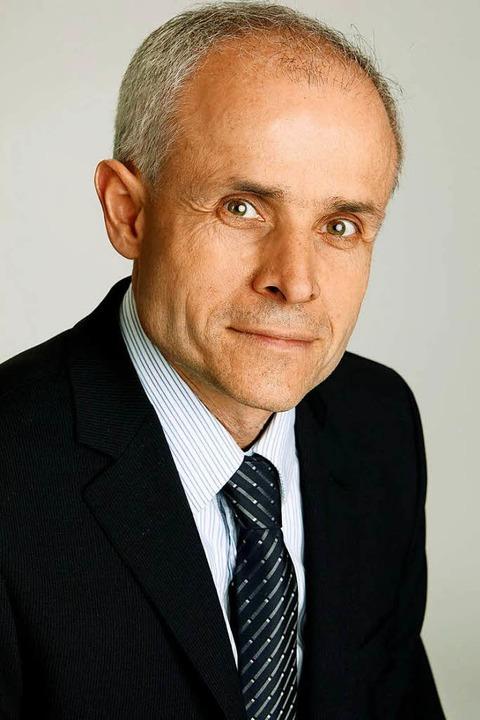 Mario Thomas Singer: 20,5 Prozent im ersten Wahlgang  | Foto: Privat
