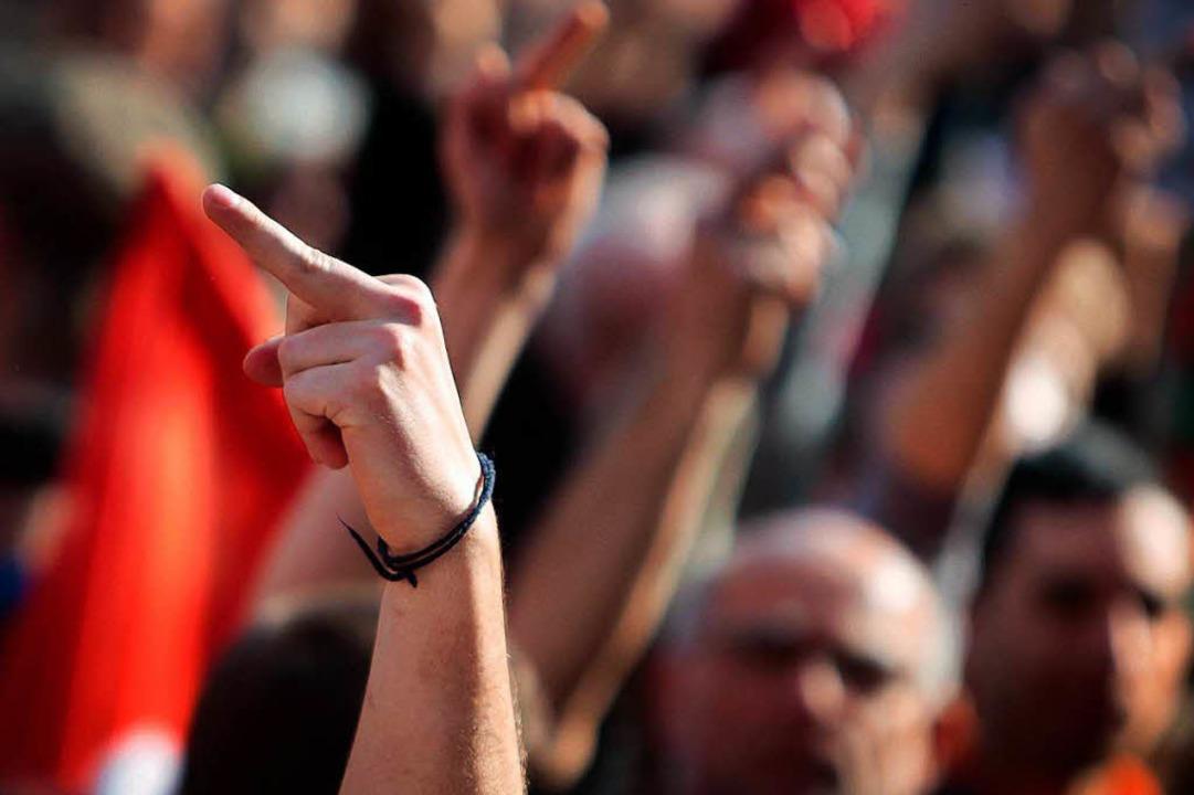 Was ist der Nährboden für Radikalisierung?  | Foto: dpa