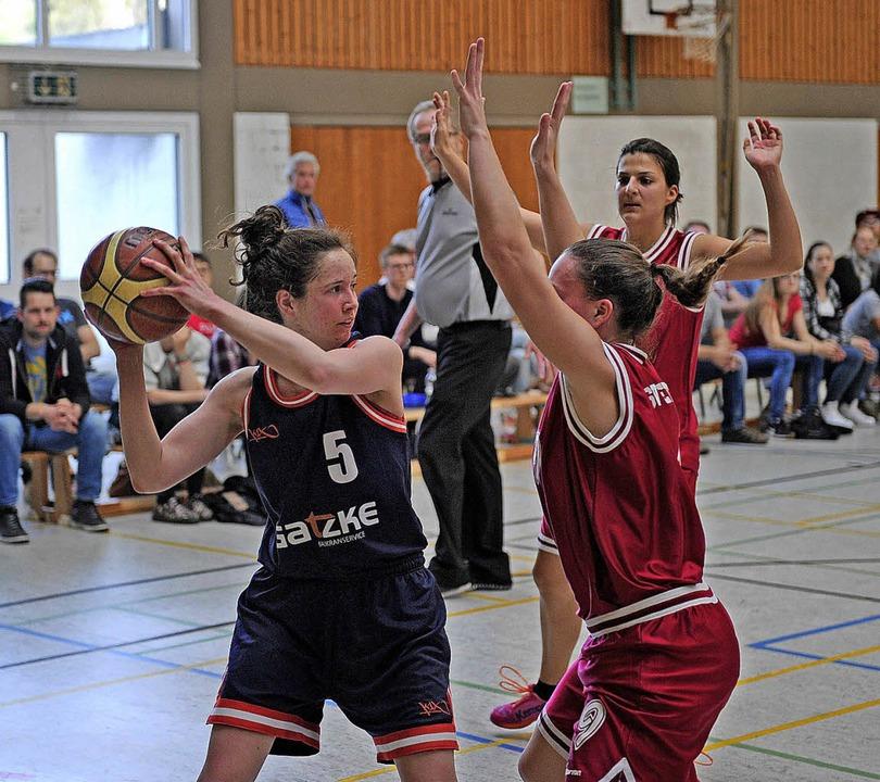 Stefanie Haimerl von der BG Ettenheim.   | Foto: Pressebüro Schaller