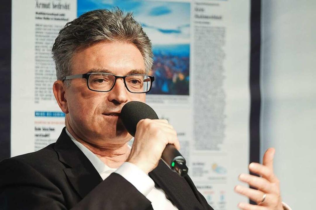 Dieter Salomon (Grüne)  | Foto: Miroslav Dakov